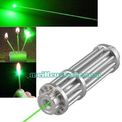 Laser 10000mW Vert